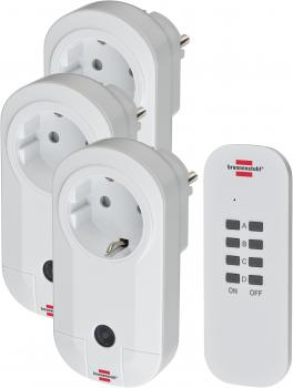 Comfort-Line Funkschalt-Set 3x IP20