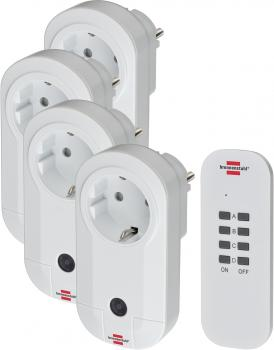 Comfort-Line Funkschalt-Set 4x IP20